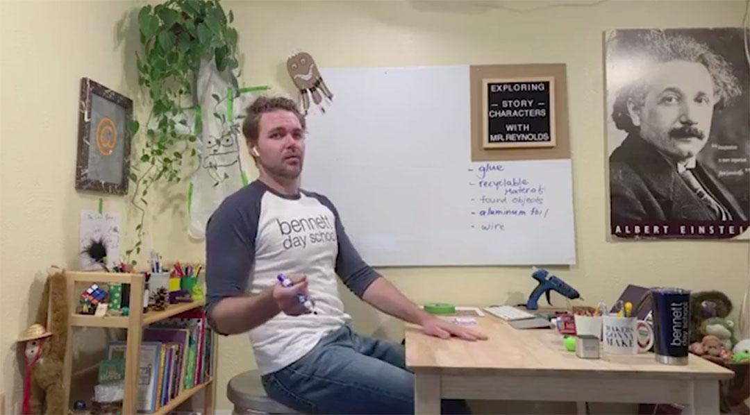 Neighborhood Parents Network: Exploring with Mr. Reynolds