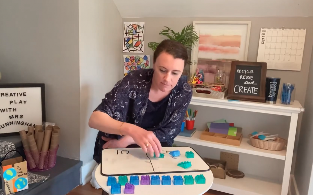 Creative Play Episode 10 - The Number Shaker Game