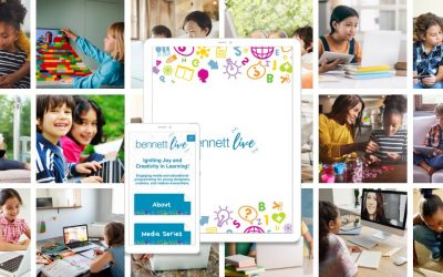 Launch of Mobile Application, Bennett Live