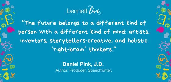 Daniel Pink on Story Making