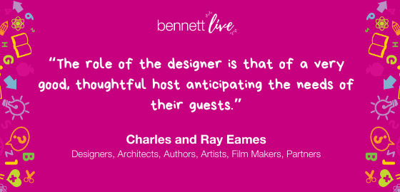 Charles and Ray Eames on Thinking as a Designer