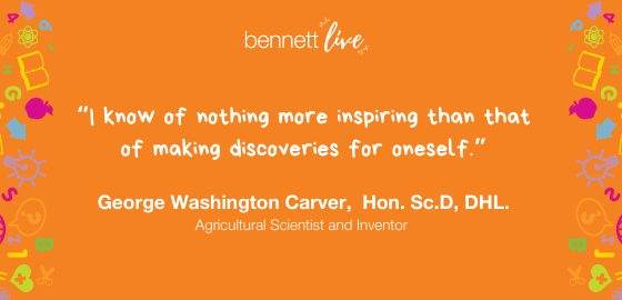 George Washington Carver on Discovery