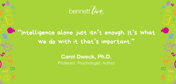 Carol Dweck on the Growth Mindset