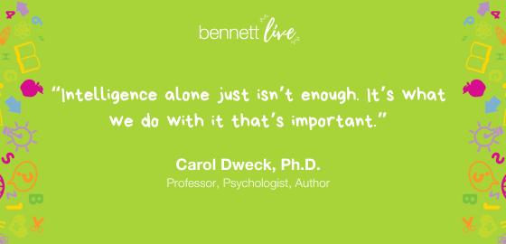 Carol Dweck on Growth Mindset