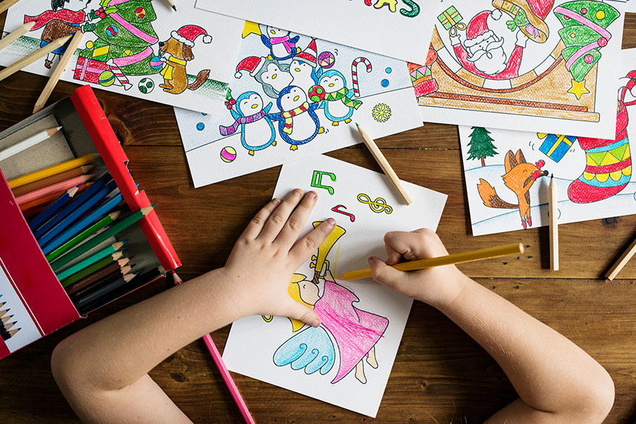 Five Tips for Being Creative this Holiday